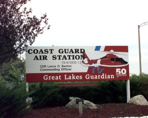 AIR STATION TRAVERSE CITY, MICHIGAN, (FOR RELEASE)